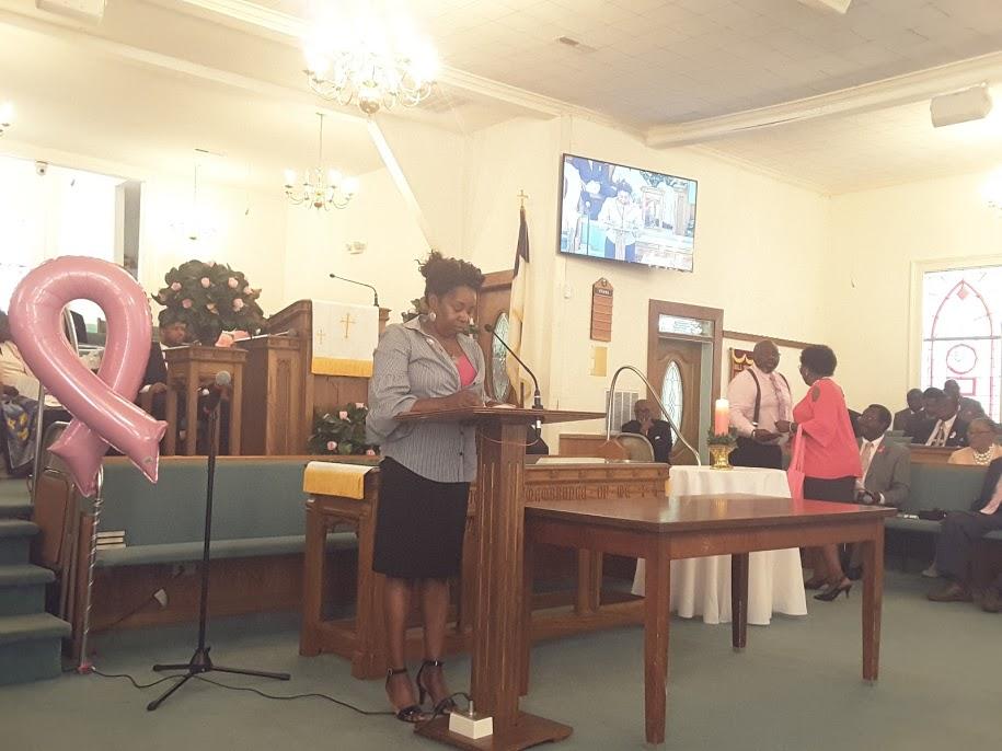 Pink Sunday Worship Celebration and Memorial Service ...